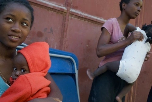 Does Haiti Need America's Breast Milk? Probably Not.