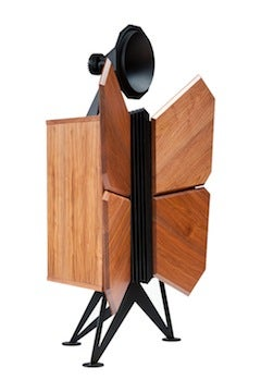 I Don't Care How They Sound, I Want a Pair of Butterfly Speakers