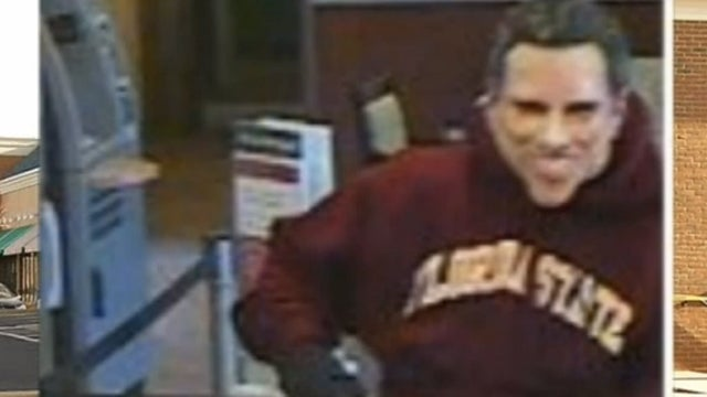 Man in Mitt Romney Mask Robs Same Bank Robbed by Hillary Clinton-Masked Robber