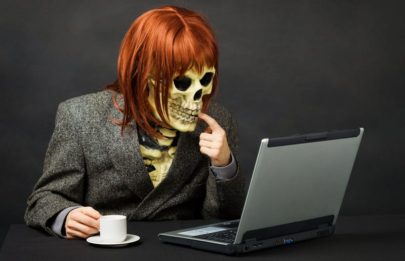 What Should We Do with the Online Undead?