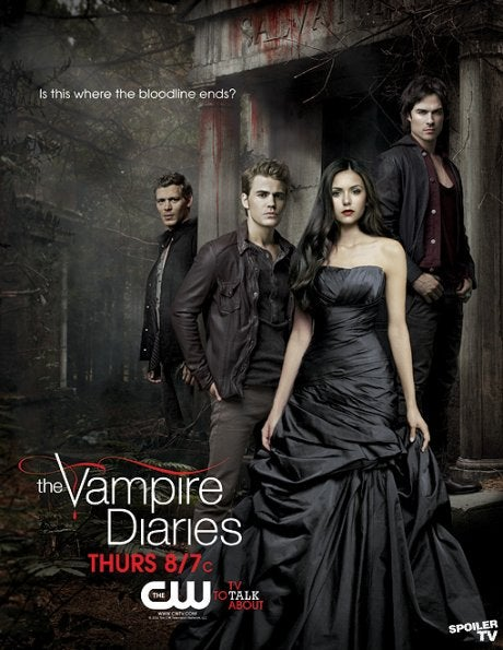 New Shots From Vampire Diaries