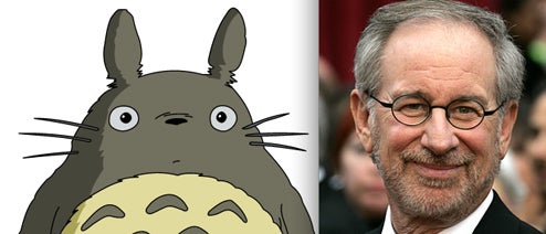 Steven Spielberg Is Anime Cute, Apparently