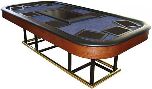 Touchscreen Poker Table Antes Up to $30K