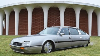 Can You Find A More Comfortable Car For Sale Than This Citroën?