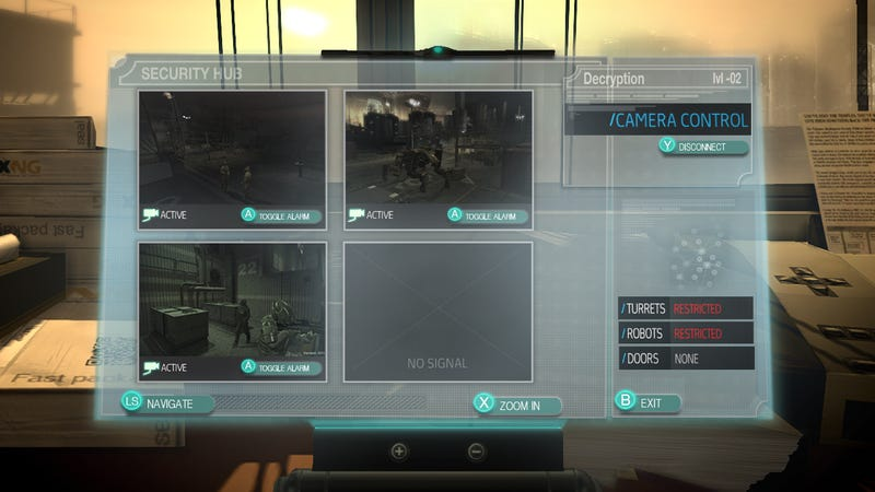 Deus Ex: Human Revolution Plays Best Behind Shades