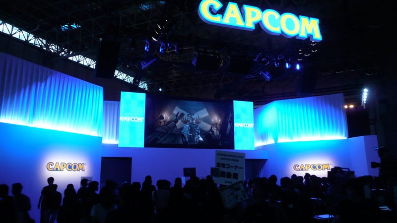 See All of Capcom's TGS Stage Presentations (DMC, Dragon's Dogma, Resident Evil, etc) In the One Place