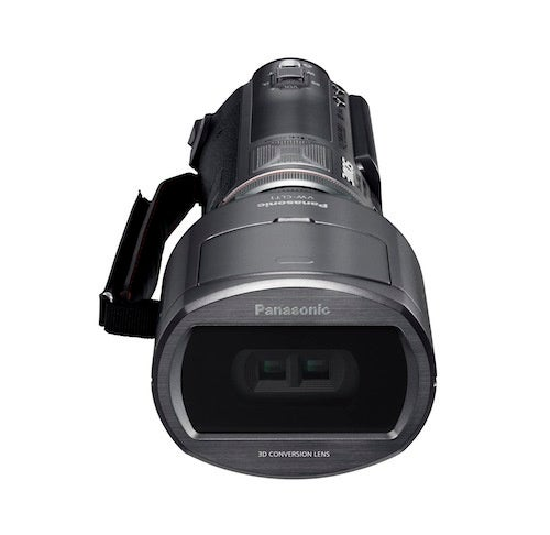 Panasonic's HDC-SDT750 3D Camcorder Will Cost You $1400