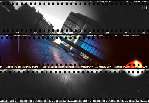 French Battlefield Pinhole Camera Shoots Three Rolls of Film Simultaneously