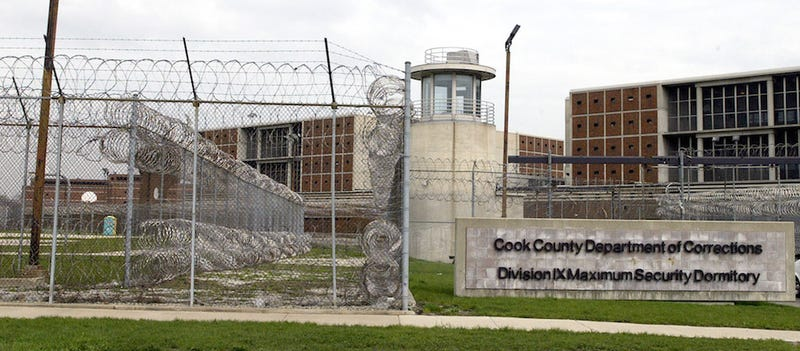 Man Accidentally Locked in Maximum Security Prison for 31 Hours