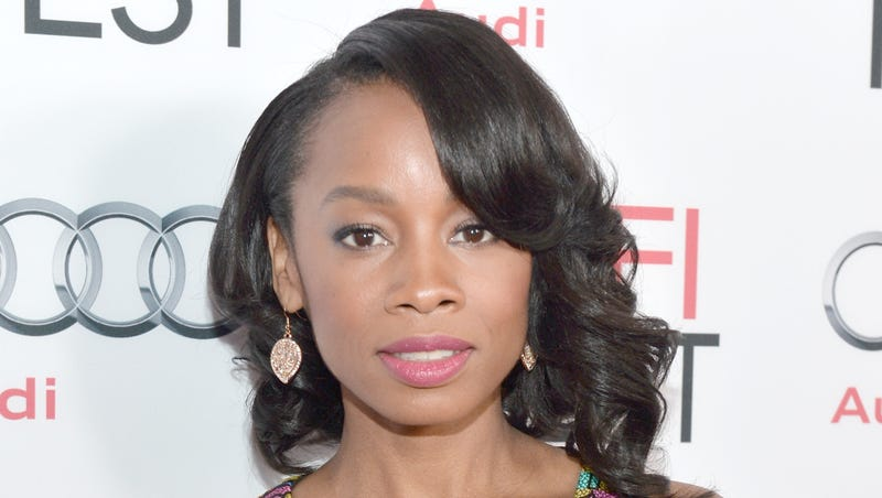 Anika Noni Rose Has a Sandwich-Related Problem with a New Name