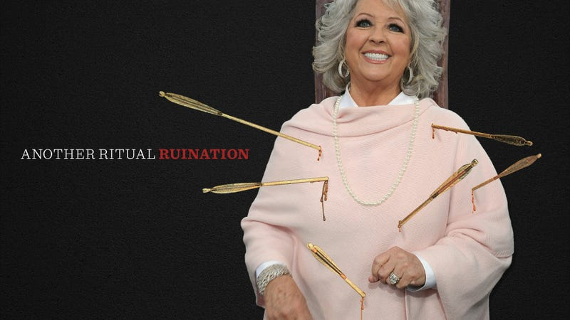 Paula Deen Shame Meets Our Appetites, But It's Not Very Nourishing