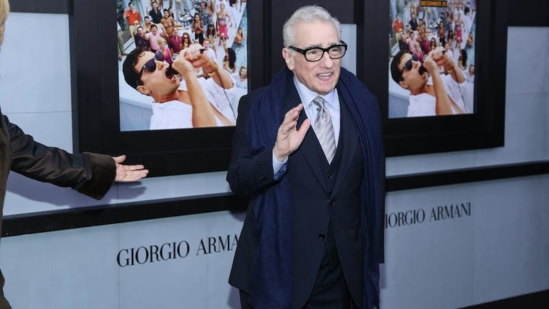Today's Best Directors Are Men, According to Martin Scorsese