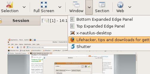 Shutter Makes Linux Screenshots Faster and Easier