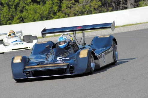 Vintage Racer Killed In High-Speed Crash At Mosport Raceway