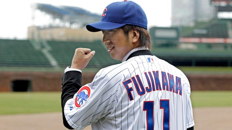 The Cubs' New Japanese Pitcher Accidentally Told The Press He Wouldn't Care If Chicago Traded Him