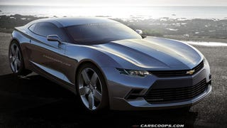 LEAKED: Camaro - Most Improved Secret?