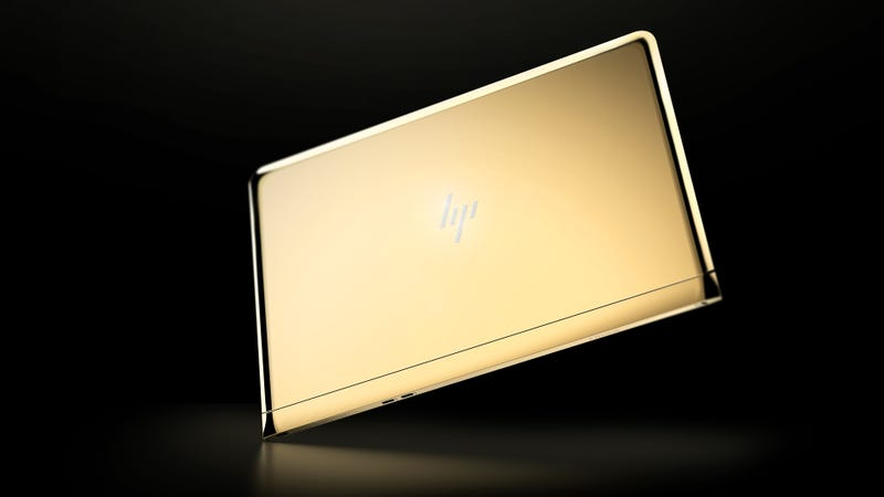HP Turns the Luxe Up to Eleven With the New Spectre Laptop