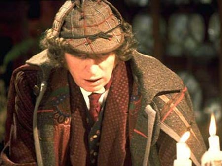 22 Cases of Sherlock Holmes in Science Fiction