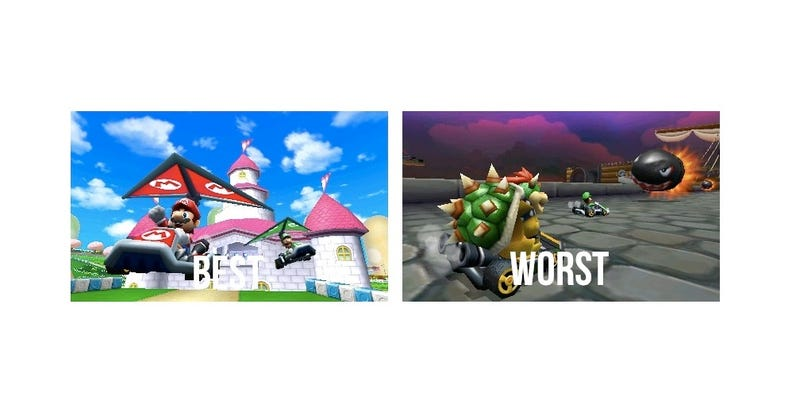 Nintendo's Favorite and Least Favorite Screenshots