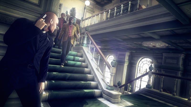 Get Ready to Play as a More Brutal—or More Stealthy—Agent 47 in Hitman: Absolution
