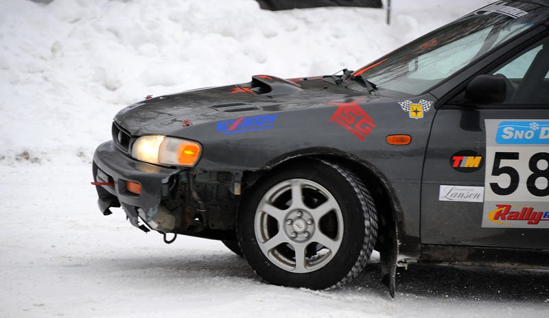 2009 Sno*Drift Rally: Bring The Pain
