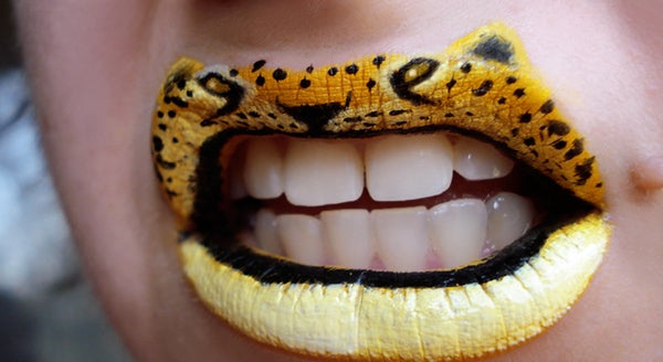 Give Your Mouth A Kind Of Animal Magnetism
