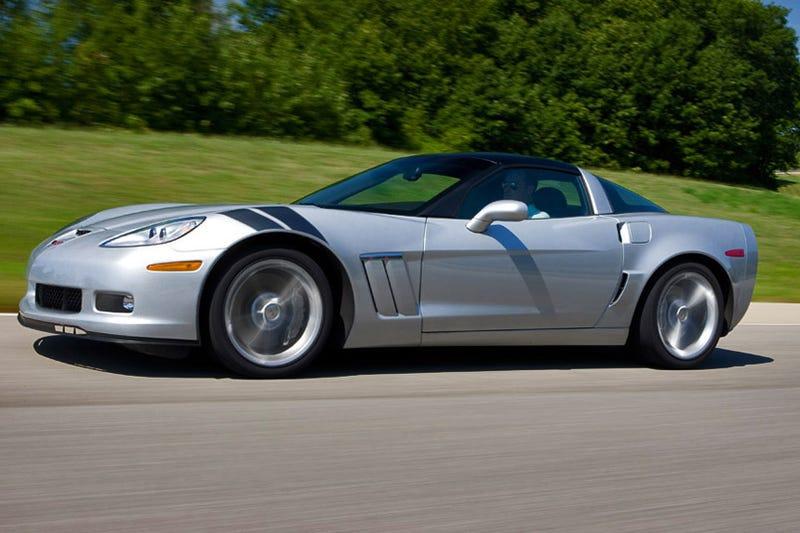 2010 Corvette Grand Sport: First Drive