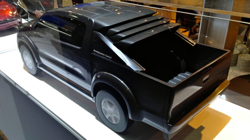 Someone Wants To Bring Rear Louvered Spoilers To Future Pickups