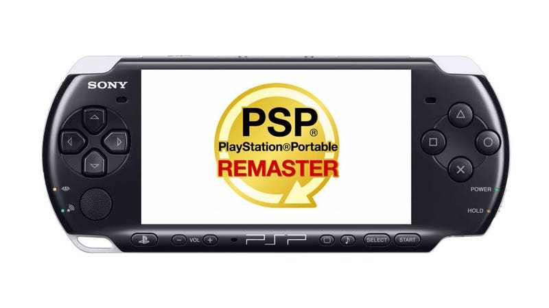 PSP Games Coming to PS3 With HD Visuals, Extra Content