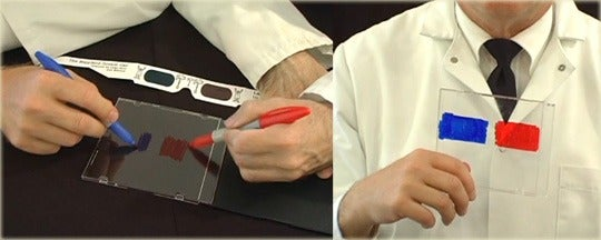 How to Make 3D Glasses at Home Using a CD Case