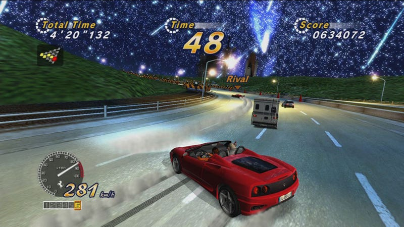 This Week On Live Arcade: OutRun Online Arcade