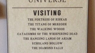 The Seven Wonders Of The Universe that were cut from Doctor Who