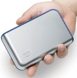 Western Digital 120GB USB Drive