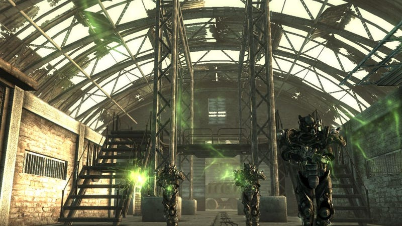 The New Screens of Fallout's Broken Steel