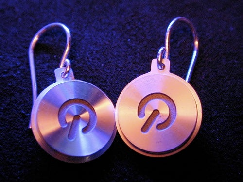 PowerBook Earrings Are Totally Geeky But Totally Classy, Too