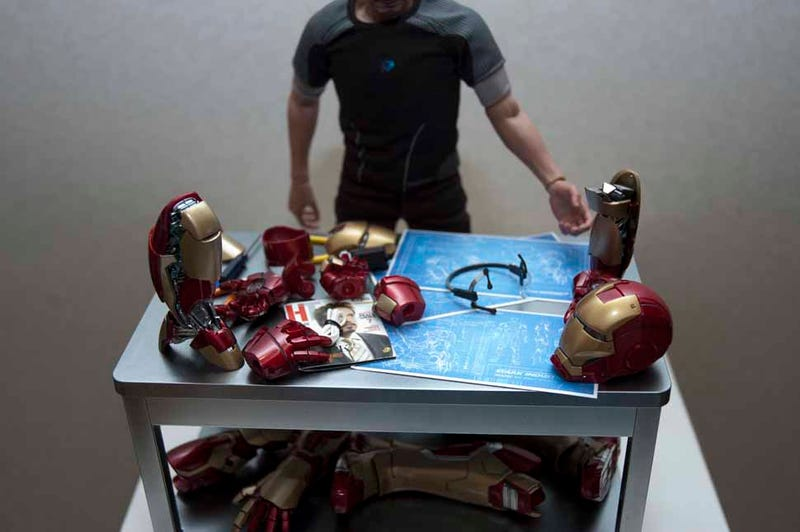 Even Tony Stark Toys Have Cool, Uh, Toys