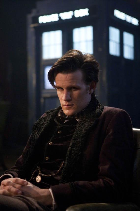 Doctor Who - Christmas Special Photos
