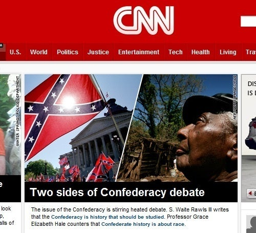 CNN Applies Trademark Brand of Compulsive Objectivity to American Civil War