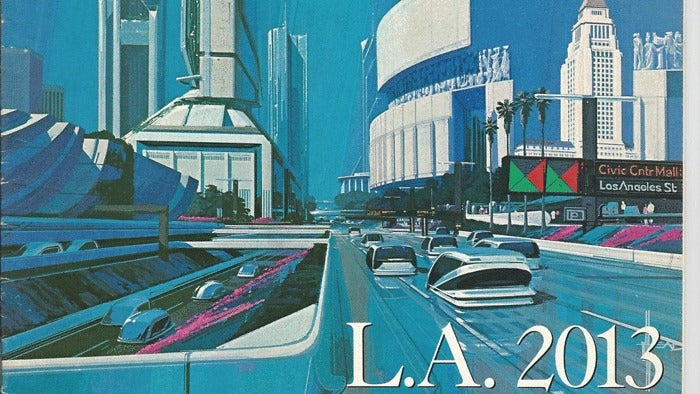 What 1988 Los Angeles Thought 2013 Would Look Like