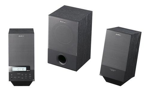Sony SRS-DF30 Speaker System Won't Let PC Kill the Radio Star