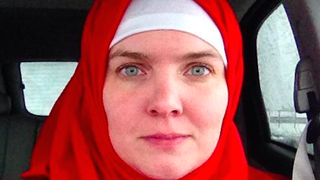 Woman Wearing Hijab to Increase Her Own Empathy Will Try Brownface Next
