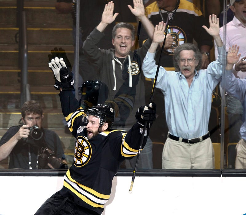 Bill Simmons, Number One Bruins Fan