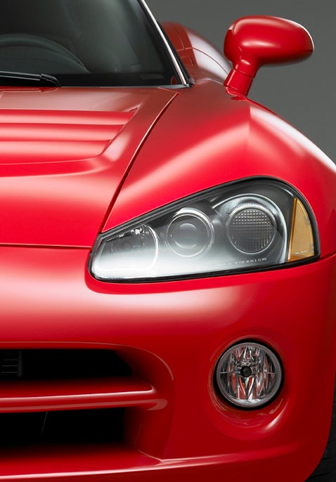 Driving the 2008 Viper SRT10