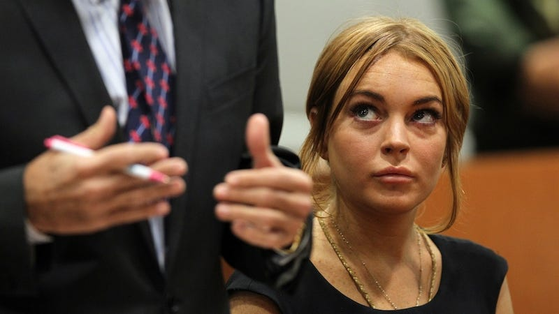 Lindsay Lowdown: Lohan Wants to Become a Motivational Speaker; Judge Finds Her Lawyer 'Incompetent'