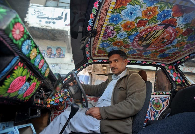 Pakistani Taxi Drivers Have Mad Google Skills, All The Good Drugs