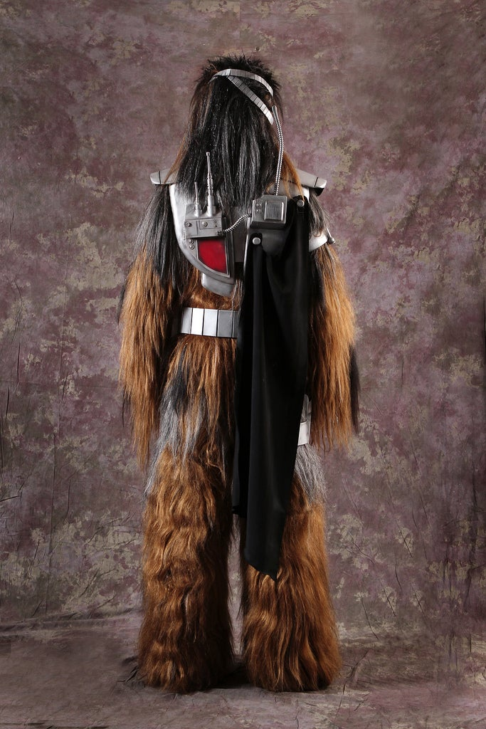 It's Not Wise To Upset This Amazing Wookie Cosplayer