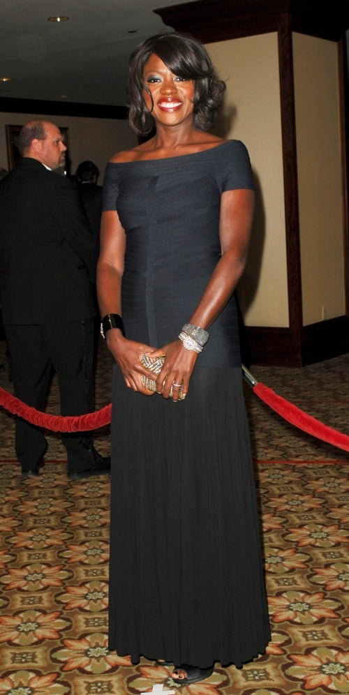 Viola Davis: Lovely, No Doubt About It