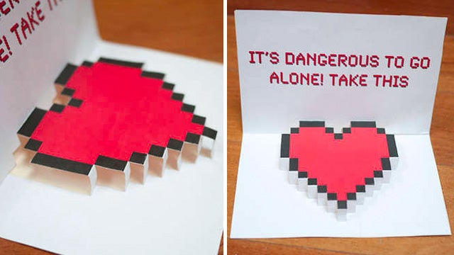 Everything You Need to Fake a Valentine's Day Present
