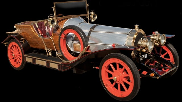 Who Wants a Flying Car? Chitty Chitty Bang Bang's Car Up For Grabs