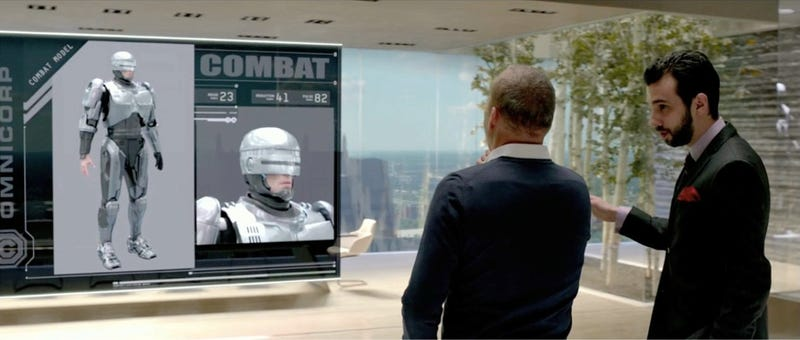 The Robocop remake will shock you because it's so damn awesome